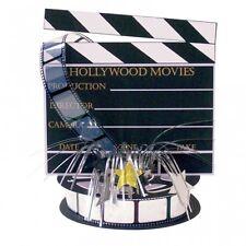 Hollywood CENTREPIECE Film Party Motto Gäste schwarz Produzenten Schauspieler