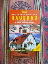 Das große Buch vom Hausbau, selbst ist der Mann, neuwertig, Buch