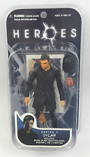 HEROES SERIES SEASON 1 SYLAR TOY ACTION FIGURE MEZCO 2007 AGE 8+ NEW IN BOX