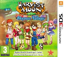 Nintendo 3ds Game Harvest Moon: Village of Himmelsbaumes 2DS Compatible New