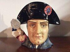 Royal Doulton D7237 Napoleon Bonaparte Character Jug