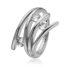 Christina zilveren Balance Love ring
