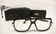 Cazal 627 Eyeglasses Frames Color 001 Black Gold Authentic Brand New