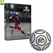 FIFA 16 MESSI STEEL BOOK & MINI FOOTBALL - NO GAME - EXCLUSIVE - 1st Class Del