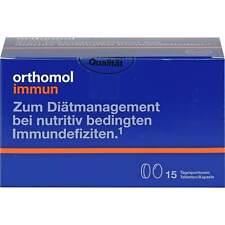 orthomol immun Tabletten/Kapseln, 15 St. Portionen