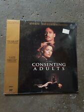 NEW Consenting Adults Letterbox Laserdisc Mary Elizabeth Mastrantonio