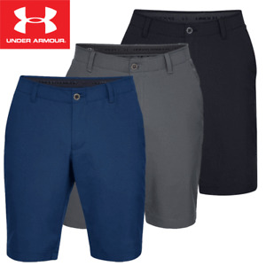 UNDER ARMOUR MENS TAPERED PERFORMANCE HeatGear® GOLF SHORTS/ GET 10% OFF 2 PAIRS