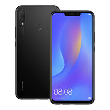 "NUEVO Huawei nova 3i INE-LX2 6.3"" 4GB / 128GB LTE Doble SIM Desbloqueado NEGRO"