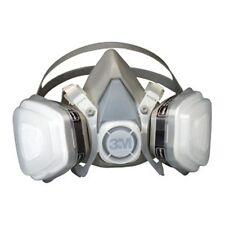 3M 07193 Dual Cartridge Auto  Car Paint Mask Organic Vapor Respirator- Large