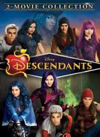Descendants / Descendants 2 (DVD) • NEW • Disney, Cameron Boyce