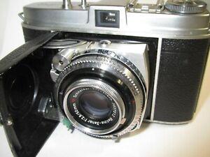 Kodak Retina Ib folding camera Schneider Kreuznach 50mm f/2.8 Retina-Xenar lens