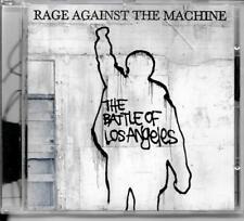 CD ALBUM 12 TITRES--RAGE AGAINST THE MACHINE--THE BATTLE OF LOS ANGELES--1999