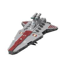 Building Blocks Set for Star Wars UCS Class Venator Spaceship Destroyer Bricks