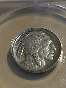 1915-D US Buffalo Nickel Graded F15 by ANACS!!