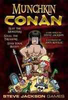 Steve Jackson Games: Munchkin Conan (New)