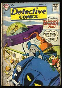 Detective Comics (1937) #257 GD 2.0