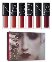 NARS Velvet Lip Glide Coffret Set x Sarah Moon Mind Game Lipstick x 6 Limited Ed