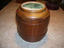 Vintage Wood Tobacco Humidor