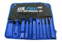 Car Body Trim Removal Panel Door Molding Kit Set Pouch Pry Tool Interior  5407