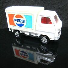 1/54 Vtg Vhtf Mint Tomica 1974 #15 Honda 360 Pepsi Box Truck White Japan Tomy