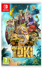 Toki Collector's Edition SWITCH