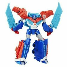 Transformers Robots in Disguise Warrior Class Power Surge OPTIMUS PRIME Figure