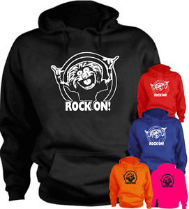 Animal Drummer Funny New Gift Present Hoodie