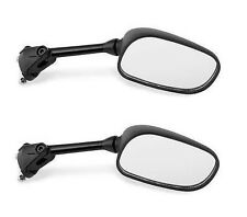 Motorcycle Mirrors Right and Left (Pair) 2007 2008 Kawasaki ZX6R by Emgo