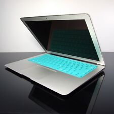 "SL TEAL Keyboard Cover Skin for Macbook Air 13"" A1369"