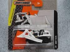 Matchbox 2014 #030/120 MBX D.I.G. ground breaker white  MBX Construction Case C