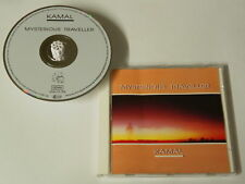 Kamal - Mysterious Traveller / Nightingale Records 1992