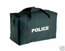 Police Canvas Large Tactical Duty Gear Bag