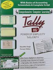 Tally ERP 9 (Power of Simplicity), Singh, Shraddha 9789350571316 New,,