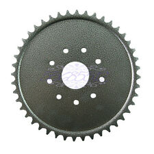 44T Tooth 9 Hole Rear Sprocket For 49cc 66cc 80cc Motorized Bike Engine Parts