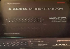 "Rigid Industries Midnight Edition E-Series 30"" LED Spot Light Bar 130212BLK"