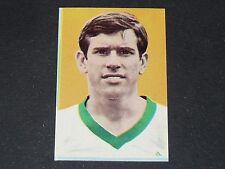 ZEBROWSKI WERDER BREMEN DEUTSCHLAND RFA SICKER PANINI FOOTBALL 1966 ENGLAND 66