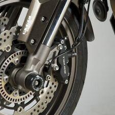 Kawasaki Z1000 2008 R&G Racing Fork Protectors FP0067BK Black