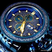 Invicta Sea Hunter Blue Label 2.14CTW Diamante Swiss Movimento Automatico Watch