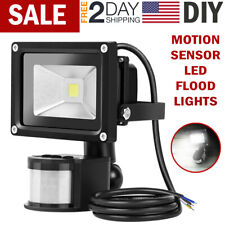 Outdoor Motion Sensor Light Flood  LED Lights Waterproof Patio Security Lamp
