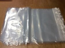 20 Grip Seal Bag, 28 x 40cm, Clear, Strong Quality