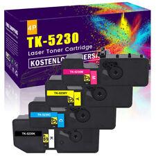 XXL Toner für KYOCERA TK5230 TK5220 ECOSYS M5221CDW P5021CDN M5521CDN P5021CDW