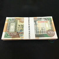 Somaliland CS1 1000 Shillings Year 2006 Ships Uncirculated Banknote