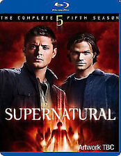 Supernatural Season 5 Blu-Ray NEW BLU-RAY (1000121787)