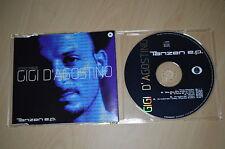Noise Maker Gigi D'Agostino – Tanzen. CD-EP (CP1711)
