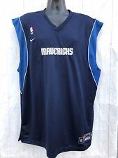 376e05460 Vintage Team Nike Dallas Mavericks Jersey Mens XXL