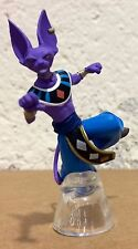 DRAGON BALL SUPER GASHAPON VS 02 BILLS BEERUS BATTLE FIGURE FIGURA BANDAI NEW
