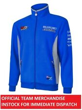 Suzuki Ecstar MotoGP GSX-RR Official Team Fleece  Genuine NEW Rins Mir 2020 GSXR