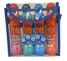 DABBIN FEVER 4 PACK GIFT PACK #1 – Fuchsia, Teal, Blue, Red