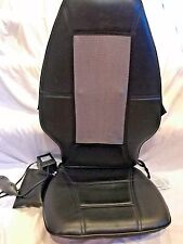 Homedics SBM-200 B leather massage chair cushion shiatsu massager FREE SHIPPING
