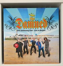 The Damned | 40th Anniversary Tour Live in Margate Triple Yellow Vinyl LP *NEW*